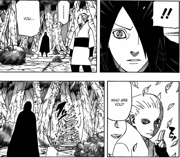 Naruto Gaiden: Naruto Gaiden: The Seventh Hokage Chapter 700+2