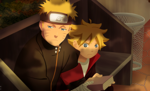 naruto_the_new_era__boruto_and_naruto__memories_by_tedeik-d8eff4j