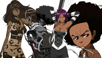 Its Time For Japanese Manga Artists To Change Their Stereotypical Portrayal Of Black Anime Characters