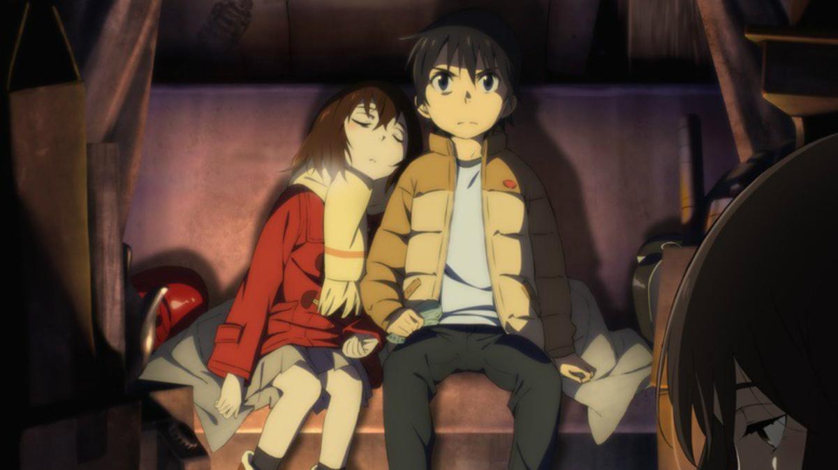 Boku dake ga Inai Machi (ERASED) Spoiler Free Review - A Must Watch Anime!