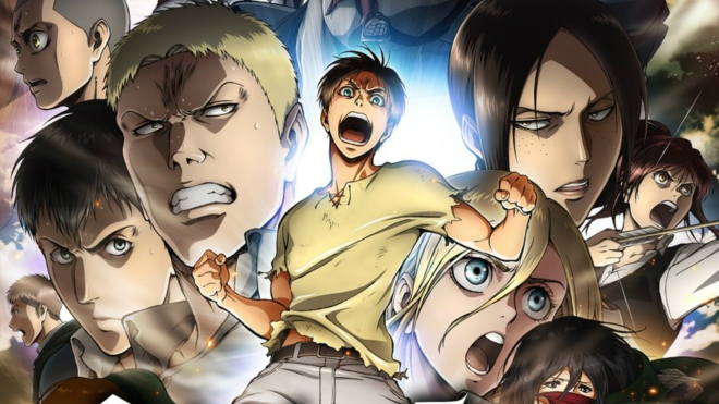 Image result for attack on titan season 2 660x415