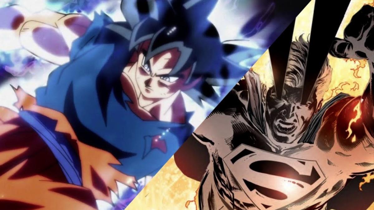 Mastered Ultra Instinct Goku Vs Superman You Already Know The