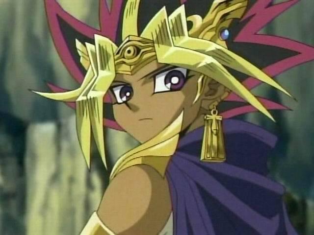 Pharaoh_Atem