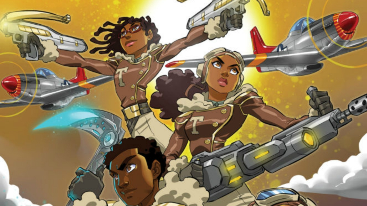 Tuskegee Heirs by @marcusthevisual