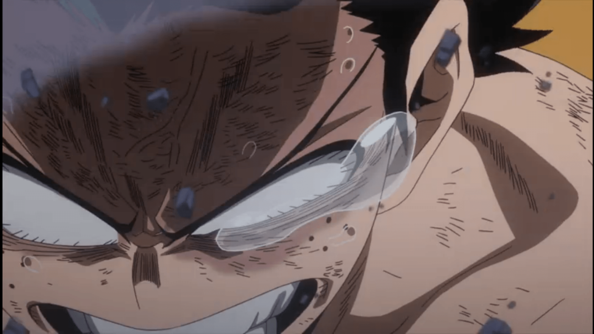 My Hero Academia Season 3 Episode 7 (45) – What a Twist! Impression