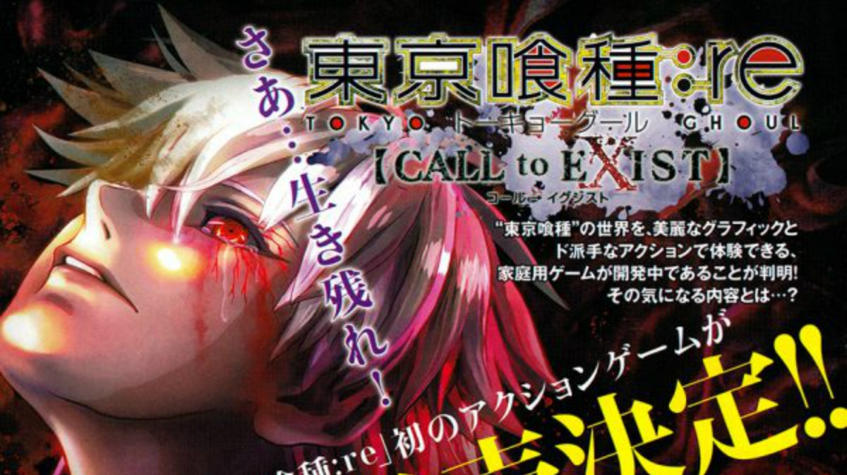 Tokyo Ghoul: re - Call to Exist Looks Insane But What Is It About?
