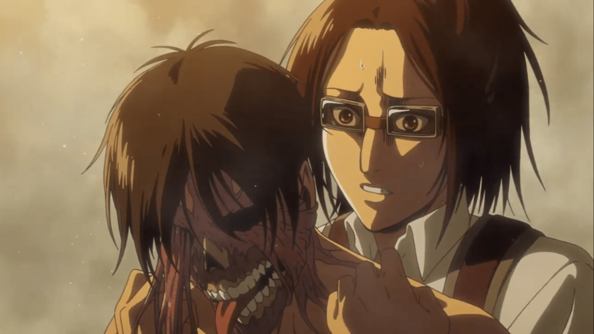 Attack on Titan Season 3 Episode 1 (38) - Smoke Signal Review