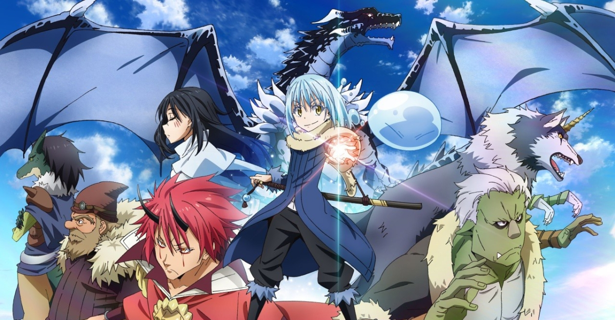 That Time I Got Reincarnated as a Slime - Episode 1, 2 & 3: First Impression & Review!